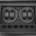 HBselect Boîte à remontage automatique avec 4 positions et 6 espaces de rangement pour écrans pour mixte adulte