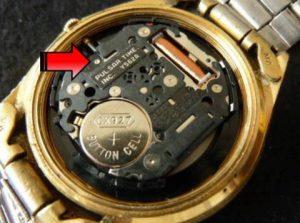 Comment changer un remontoir de montre?